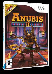 Anubis II Wii cover (RNVXUG)