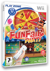 Fun Fair Party Wii cover (RQKP41)