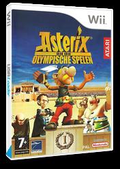 Asterix en de Olympische Spelen Wii cover (RQXP70)