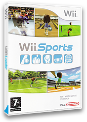 Wii Sports Wii cover (RSPP01)