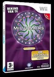 Weekend Miljonairs 2e Editie Wii cover (RW5P41)