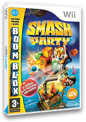 Boom Blox: Smash Party Wii cover (RYBP69)