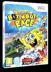 SpongeBob Squarepants: Boten Bots Race Wii cover (SBVP78)