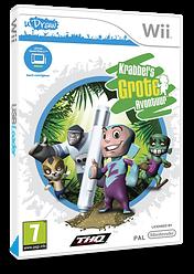 Krabbel's Grote Avontuur Wii cover (SDLP78)