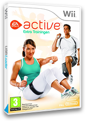 EA Sports Active: Extra Trainingen Wii cover (SEAP69)