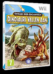 Strijd der Giganten: Dinosaurs Vallen Aan Wii cover (SGXP41)