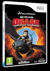 Hoe Tem Je Een Draak Wii cover (SHDP52)