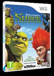 Shrek Voor Eeuwig En Altijd Wii cover (SK4P52)