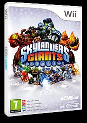 Skylanders: Giants Wii cover (SKYX52)