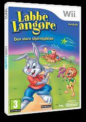 Labbe Langøre: Førskole - Den store stjernejakten Wii cover (SRLXNL)