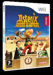 Asterix Jogos Olímpicos Wii cover (RQXP70)