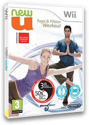 NewU Fitness First Mind Body: Yoga & Pilates Workout Wii cover (SLTPLG)