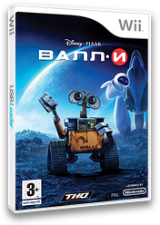 Валл-И Wii cover (RWAR78)