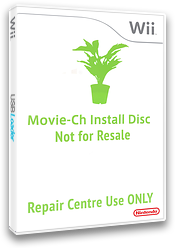 Movie-Ch Install Disc Ver. A Wii cover (091E00)