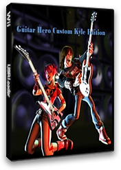 Guitar Hero III Custom : Kyle Edition #1 CUSTOM cover (C3KE52)