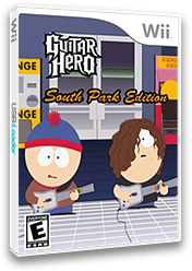 GH3: South Park Edition CUSTOM cover (CGHE90)