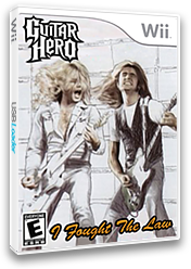 GH3: I Fought The Law CUSTOM cover (CGHE97)