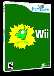BrainSlug Wii Homebrew cover (D03A)