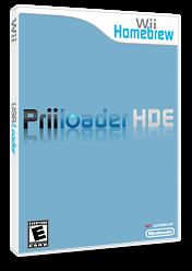 Priiloader HacksDen Edition Homebrew cover (D58A)