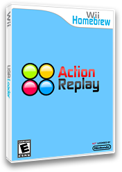 Action Replay Loader Homebrew cover (D7AA)