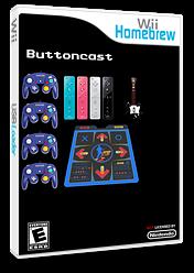 Buttoncast Homebrew cover (DBUA)