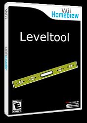 Leveltool Homebrew cover (DLTA)