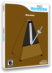 Metronome Homebrew cover (DMTA)