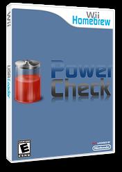 PowerCheck Homebrew cover (DOPA)