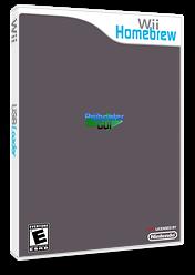 Priibootergui Homebrew cover (DPBA)