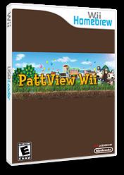 Pattview Homebrew cover (DPVA)