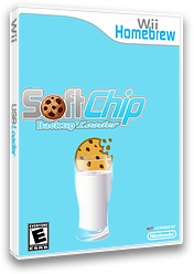 Softchip Homebrew cover (DSCA)