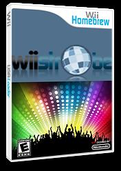 Wiistrobe Homebrew cover (DSRA)