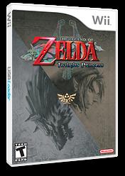 The Legend of Zelda: Twilight Princess (Demo) Wii cover (DZDE01)
