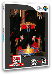 Real Bout Fatal Fury VC-NEOGEO cover (EBZE)