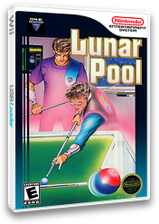 Lunar Pool VC-NES cover (FB4E)