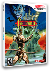 Castlevania VC-NES cover (FBHE)