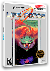 Life Force VC-NES cover (FENE)