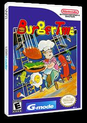 BurgerTime VC-NES cover (FF4E)