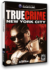 True Crime: New York City GameCube cover (G2CE52)