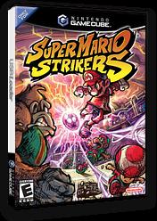 Super Mario Strikers GameCube cover (G4QE01)