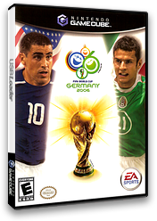 2006 FIFA World Cup GameCube cover (G6FE69)