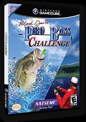 Mark Davis Pro Bass Challenge GameCube cover (G9BEE9)