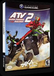 ATV Quad Power Racing 2 GameCube cover (GATE51)