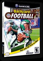 Backyard Football GameCube cover (GBFE70)