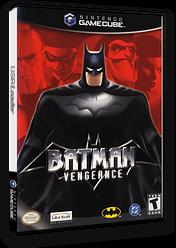 Batman: Vengeance GameCube cover (GBVE41)