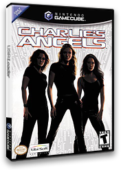 Charlie's Angels GameCube cover (GCGE41)