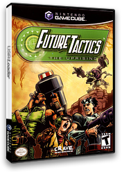 Future Tactics: The Uprising GameCube cover (GFUE4Z)
