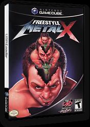 Freestyle Metal X GameCube cover (GFXE5D)