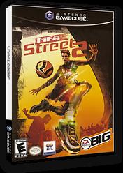 FIFA Street 2 GameCube cover (GFYE69)