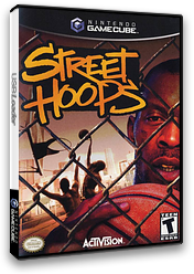 Street Hoops GameCube cover (GHPE52)